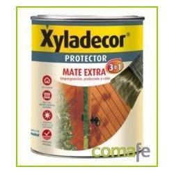 Protector Para Madera Mate Teca 3 En 1 2,5l Xyladecor