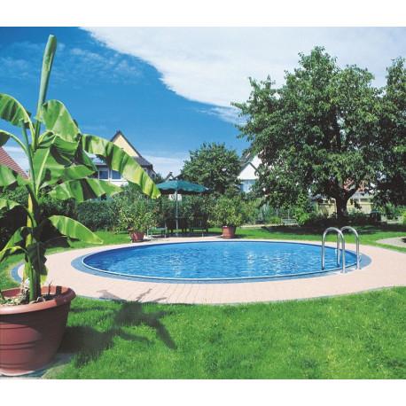Piscinas prefabricadas peque as piscina sumatra 350cm - Piscinas pequenas prefabricadas ...