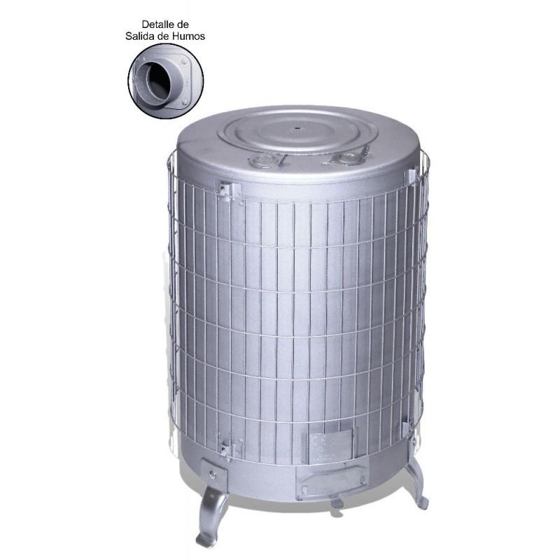 Comprar estufa le a con malla aluminio n 5 6500005 en masferreteria - Estufa lena pequena ...