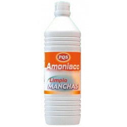 Amoniaco 1lt Pqs