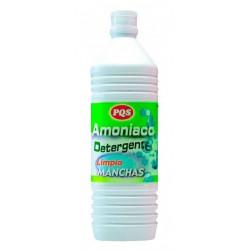 Amoniaco Detergente 1lt Pqs