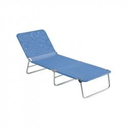 Cama Fibreline Aluminio Azul 1060alf-0030