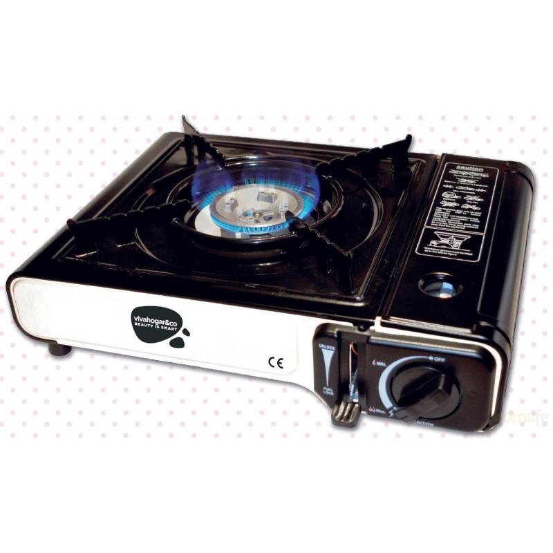 Cocina a gas portatil 2 6 kw masferreteria for Cocina de gas portatil
