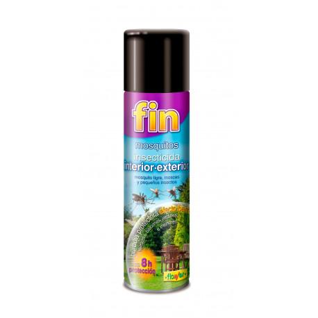 Insecticida Aerosol Mosquitos Interior/exterior 650cc Flower