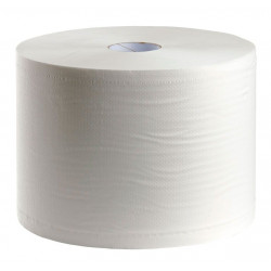 Papel Mecanico Bobina 1000mt Simple Capa Lisma 2 Pz