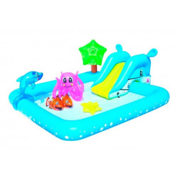 Piscina Hinchable Fantastic Aquarium 239x206x86 Cm