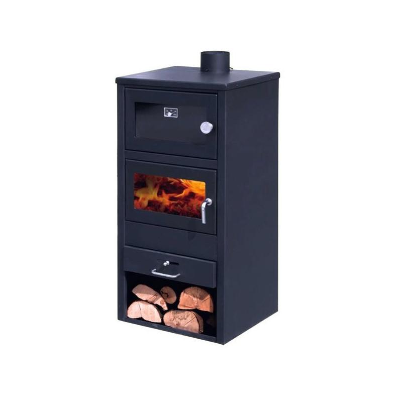 Comprar estufa calefaccion le a chapa de acero potencia - Estufas de lena para calefaccion ...