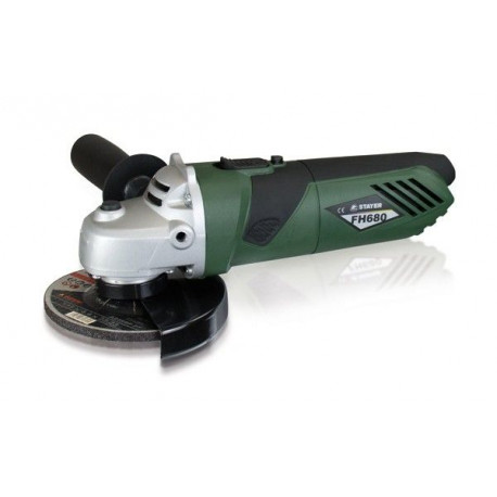 Amoladora 115mm 680w Fh680 Stayer