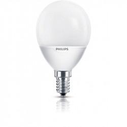Lamp Bajo Consumo  Philips Ilum.  Led Esferi Mate 3w E14