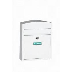 Buzon Exterior Acero Mod.compact Blanco E5731 Arregui
