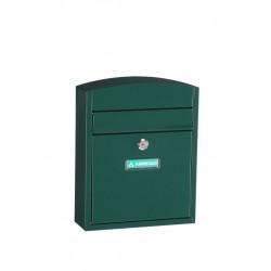 Buzon Exterior Acero Mod.compact Verde E5733 Arregui