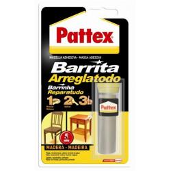 Masilla Adhesiva Para Madera Pattex Barrita Arreglatodo 48gr