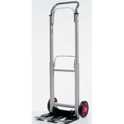 Carretilla Aluminio Plegab Basica 90kg Pala 24cm Alt 101 Ba1