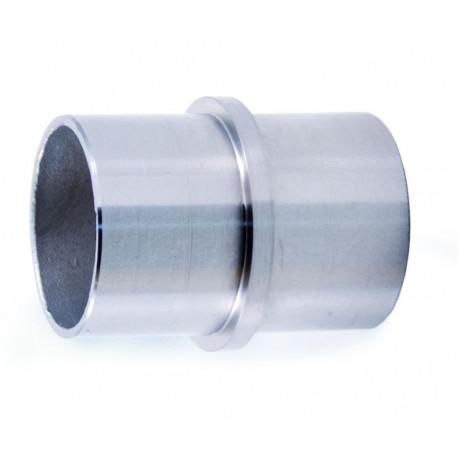 Union Inox 316 Para Tramos Rectos De Tubo Ø42,4mm