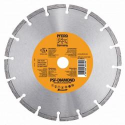 Disco Diamante General Obra 115mm Segmentado 2,2mm H7 Pferd