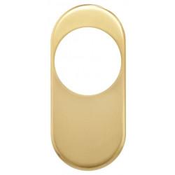Embellecedor Seguridad Escudo Para Puerta Exterior Oro