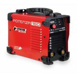 Grupo Soldar Inverter 160 Amp Al 60% Hasta 3,25mm Potenza160