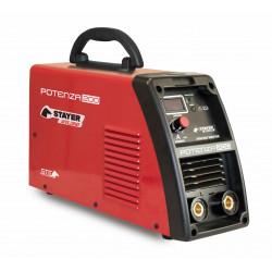 Grupo Soldar Inverter 200 Amp Al 60% Hasta 4,00mm Potenza200