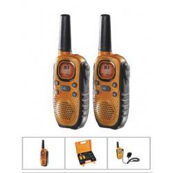 Walkie Talkie 2ud+cargador+baterias Rc-6404