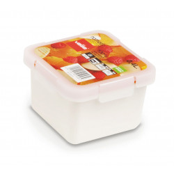 Contenedor Porta Alimentos Herm. 0,4lt Bl Valira