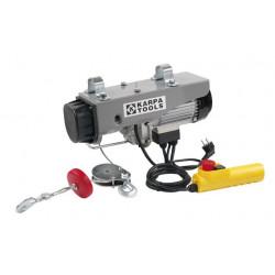 Elevador Electrico 980w 200/400 Kg Cable Acero De 18mt 01143