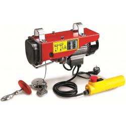 Elevador Electrico 1020w 250/500 Kg Cable Acero 4,2mm Cevik