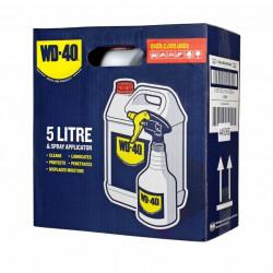 Lubricante Wd-40 5lt.+pulverizador 44506