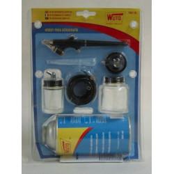 Aerografo Compresor Hobby 7902bl Kit 6 Pz Wuto