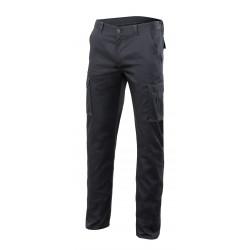 Pantalon Tergal Multibol Gris 240grs C/ Goma Elastica T-42