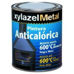 Pintura Anticalorica Hasta 600:c Negra 750ml 6070103