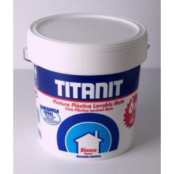 Pintura Plastica Interior Titanit Blanca 750ml 029190034