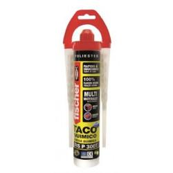 Taco Quimico Poliester Diy 300ml Fis P 300 T