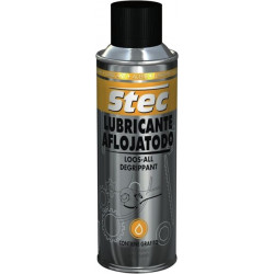 "Lubricante Aflojatodo ""stec"" Con Grafito Spray 200ml 36722"