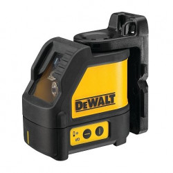 Nivel Laser Autonivelante 2 Lineas+soporte+maletin Dw088k