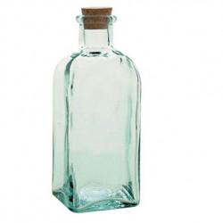 Botella Frasca C/tapon Corcho 1000cc