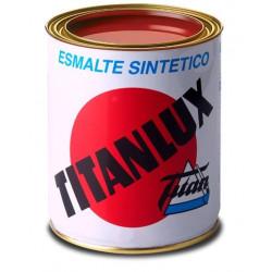 Esmalte Sintetico Brillante Titanlux Verde Hierba 514 4lts