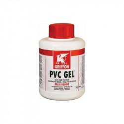 Pegamento Gel Rapido Para Pvc Rigido  Bote 250 Ml C/pincel