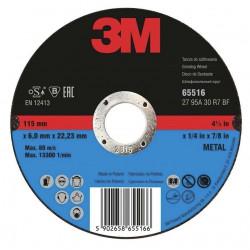 Disco Corte Metal Cubitron 125mm