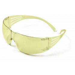Gafa Proteccion Ocular Secure Fit Amarilla
