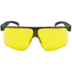 Gafa Proteccion Ocular Maxim Ballistic Negra Lentes Amarilla