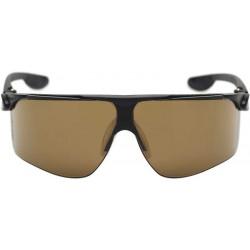 Gafa Proteccion Ocular Maxim Ballistic Negra Lentes Bronce