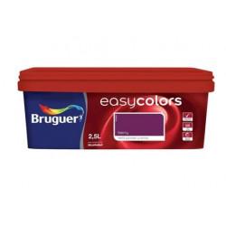 Pintura Plastica Mate Monocapa Easy Colors Berry 2,5l
