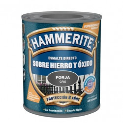 Esmalte Antioxidante Hammerite Forja Marron 2,5l