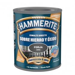 Esmalte Antioxidante Hammerite Forja Negro 2,5l