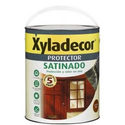 Protector Para Madera Satinado Nogal 2,5l Xyladecor