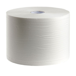 Papel Mecanico Doble Capa B/400mt 2pz Reciclado