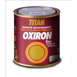 Esmalte P/metal Antiox Bri 750ml Gris Medio 4549 Oxiron Liso