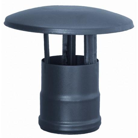 Sombrerete Estufa Pellet Diametro 80 H Esmaltado