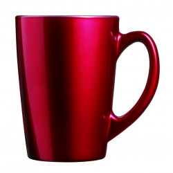 Mug 32 Flashy Colors Rojo Lum