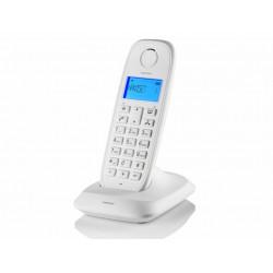 Telefono Inalambrico Single Blanco Topcom
